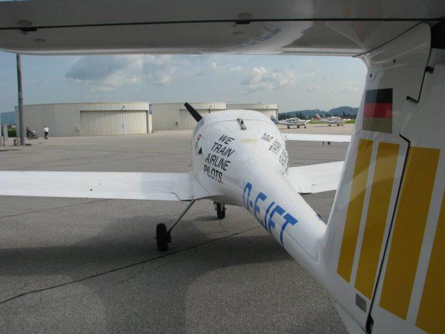 Diamond Aircraft DA20 C1 Katana EN
